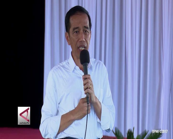 Presiden Tegaskan Kembali Ideologi Pancasila