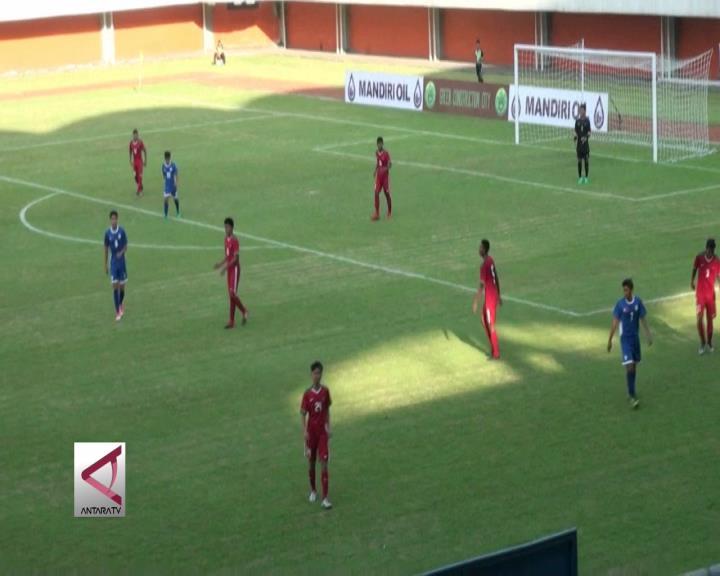 Timnas Sepakbola U-16 Tekuk Timnas U-16 Filipina 4-0