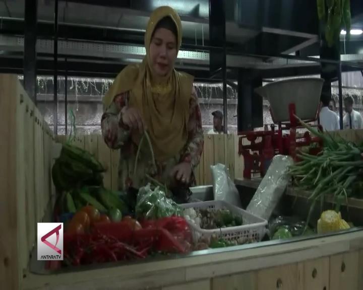 Sarijadi, Pasar Tradisonal Berkonsep Kontemporer