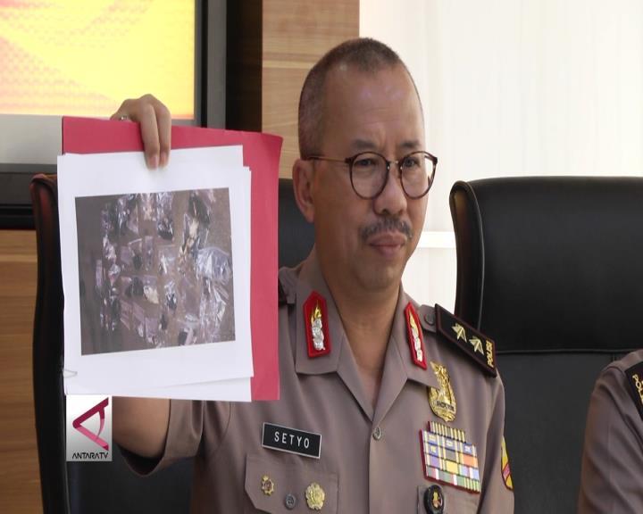 Polisi Temukan Sejumlah Barbuk Di TKP KP Melayu