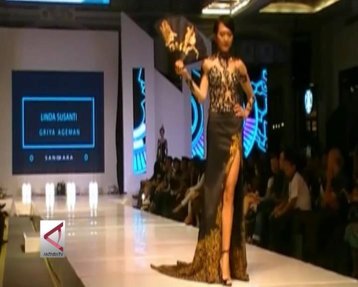 Pesona Kebaya Jawa Jogja Fashion Rendevous