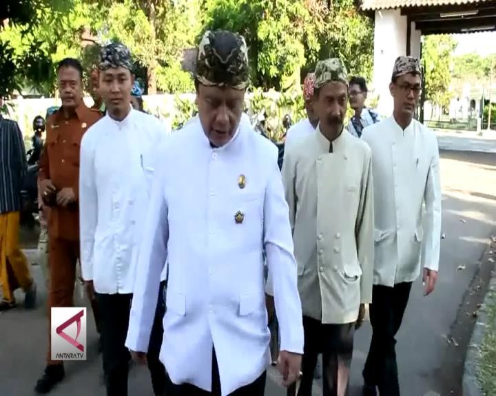 Sultan Cirebon Gelar Tradisi Dugdag