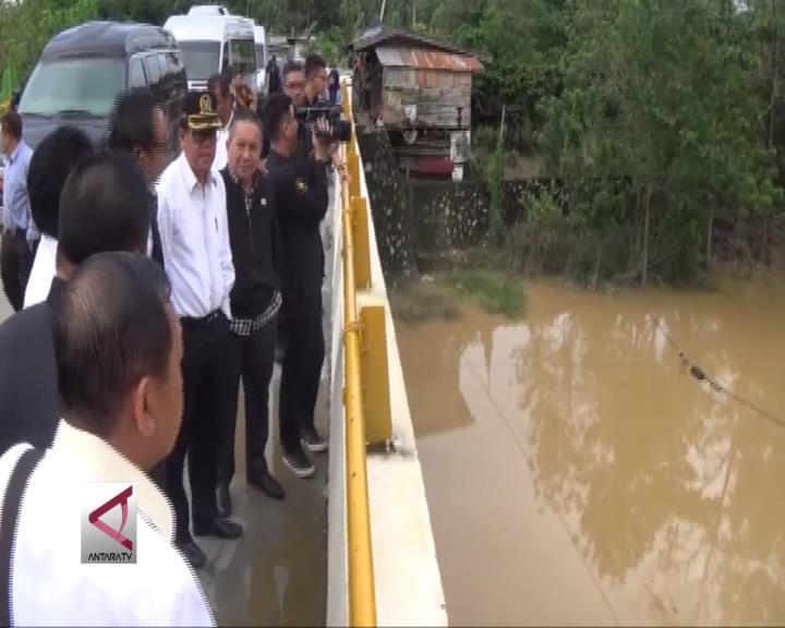 Komisi V DPR Identifikasi Kerusakan Akibat Banjir Kendari