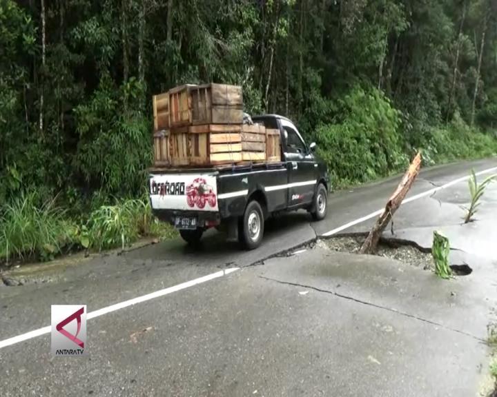Pasca Gempa, Telaga Tambing Tutup Sementara