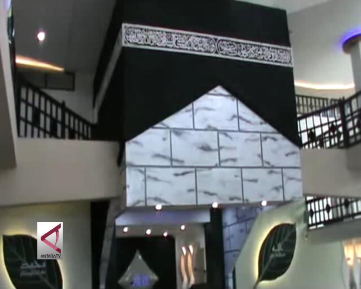 Masjid Syura Bernuansa Makkah