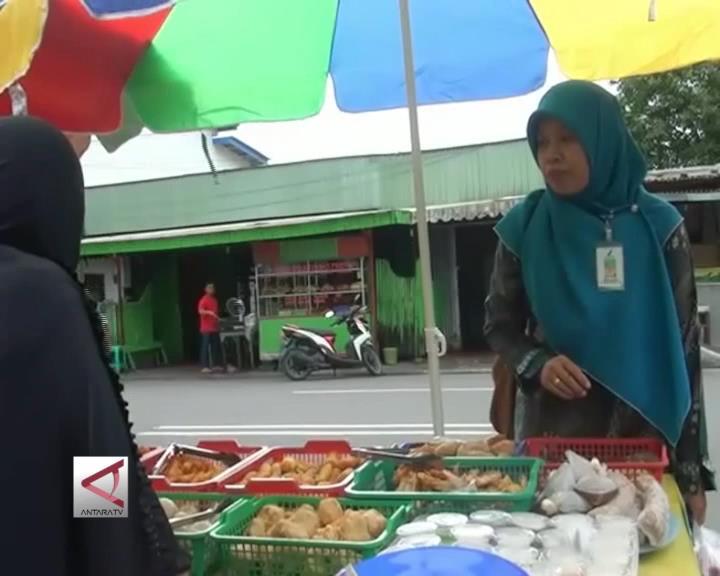 BPOM Sidak Pasar Ramadan Babel