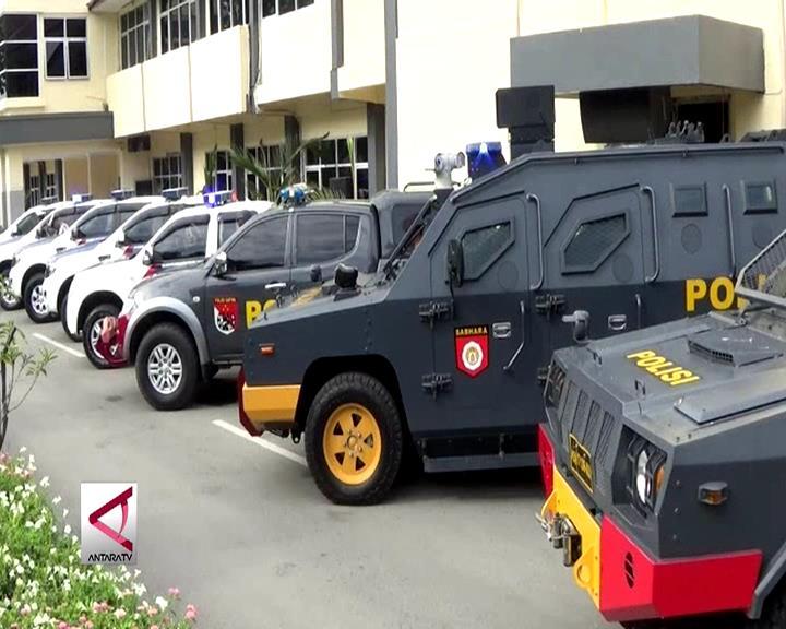 Polda Sulteng Terjunkan 1369 Personil Pengamanan