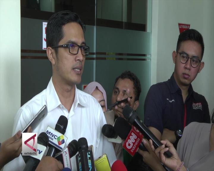 OTT di Bengkulu, KPK Amankan 3 Orang