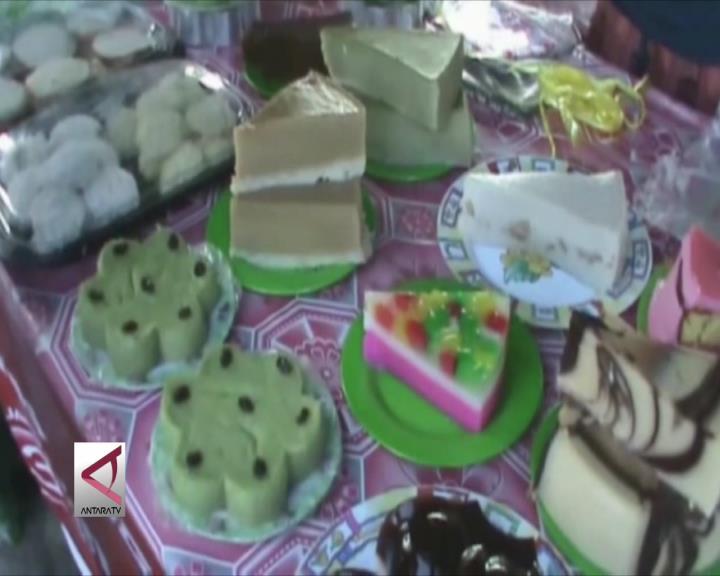 Bingka, Kue Terlaris Selama Ramadan