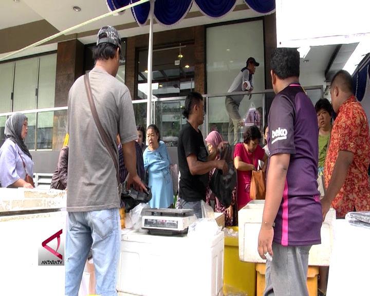 Pasar Ikan Murah di CFD Jakarta