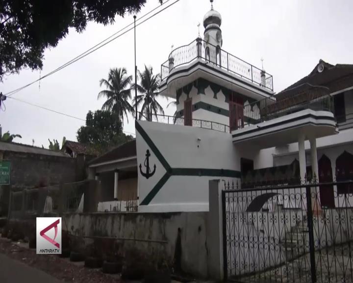 Masjid yang Terinspirasi Kisah Nabi Nuh