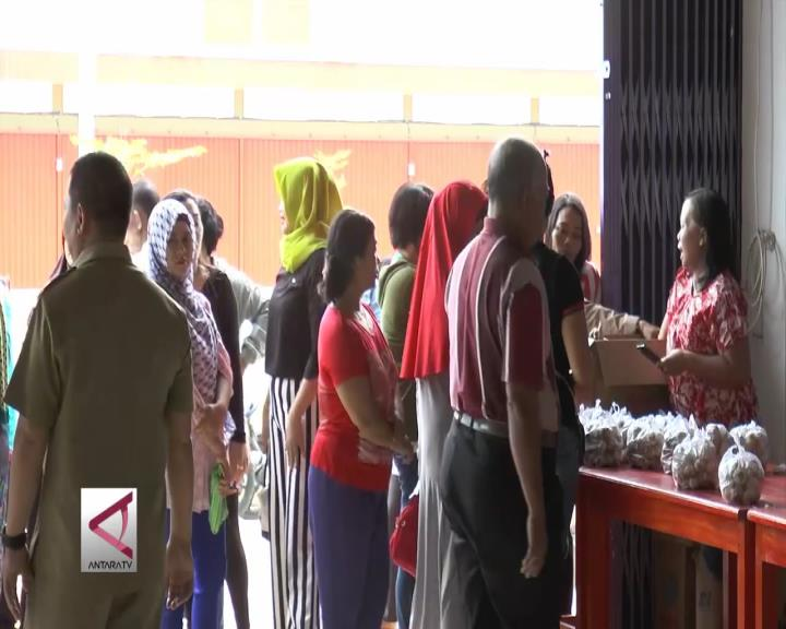Bazar Murah Sekadau Mengantisipasi Kenaikan Harga