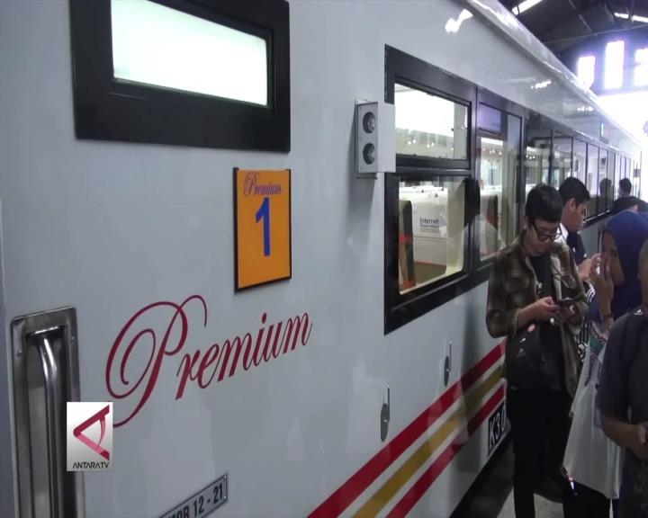 PT KAI Luncurkan Kereta Premium