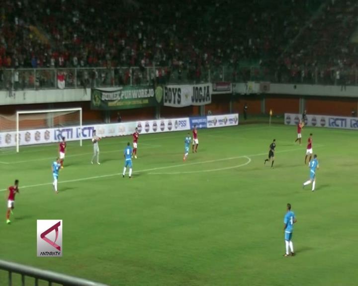 Laga Timnas Indonesia Vs Puerto Rico Imbang 0-0