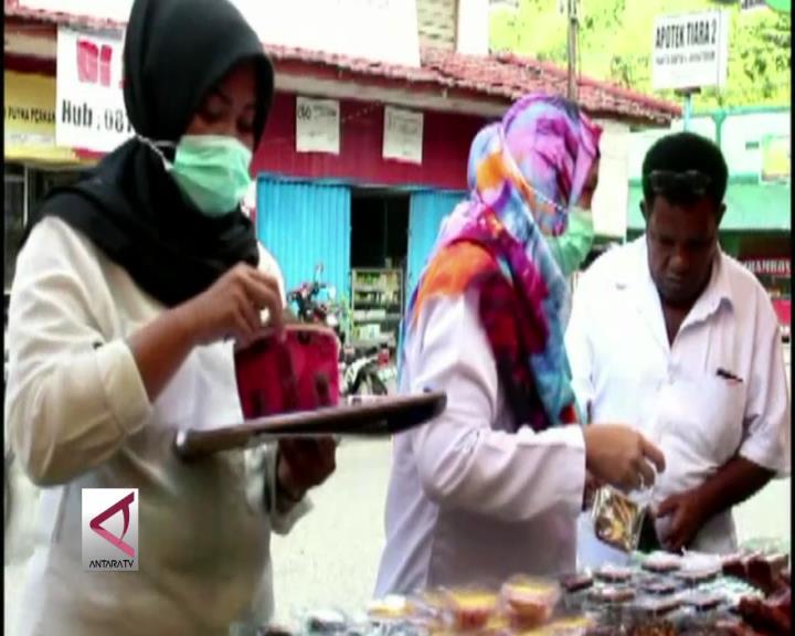 BPOM Jayapura Temukan Takjil Mengandung Boraks