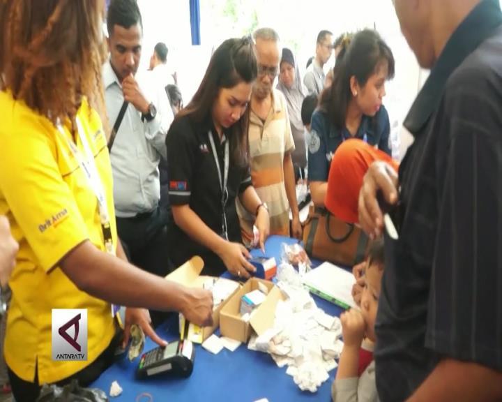 TPID Papua Biasakan Bertransaksi dengan E-Money