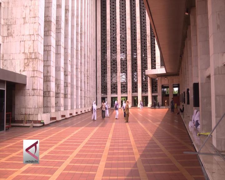 Wisata Masjid Perlu Manajemen Tepat