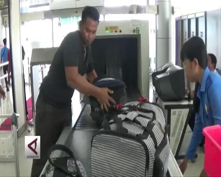 Bandara Mutiara Palu Tingkatkan Pengamanan