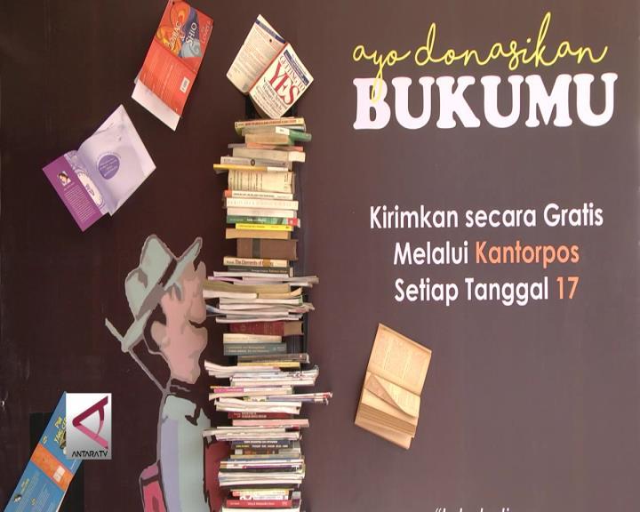 PT Pos Indonesia Gratiskan Pengiriman Buku
