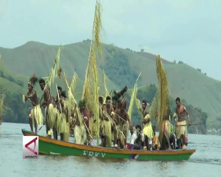 Festival Danau Sentani Ajang Promosi Pariwisata