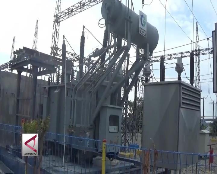 SUTT 150 KV Jamin Distribusi Listrik di Pulau Bangka