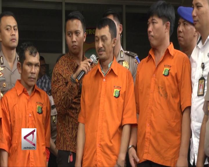 Polisi Dalami Kasus Perampokan di Daan Mogot