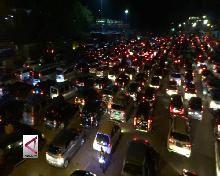 Polda Banten Siapkan Pola Atasi Kemacetan di Merak