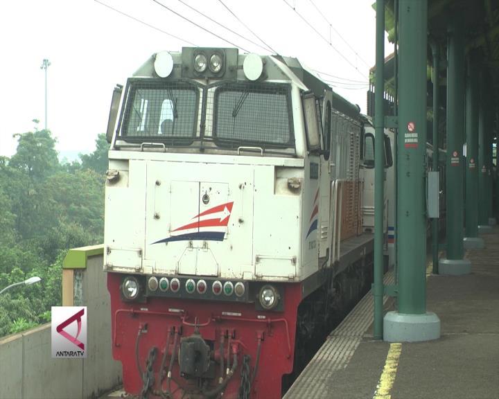 Sebanyak 16 Ribu Pemudik Berangkat Dari Stasiun Gambir