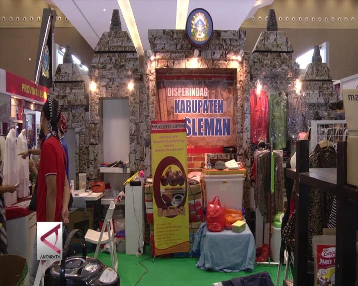 Jelajah Anjungan Daerah di Jakarta Fair