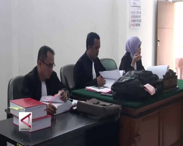 Anggota Satreskrim Polrestabes Bandung Jadi Saksi Kasus Pungli
