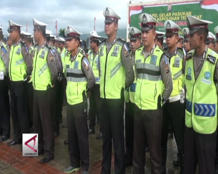 2.000 Personil Amankan Malam Takbiran di Maluku