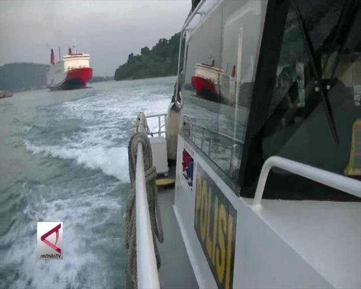 Kapal Patroli Disiagakan di Jalur Merak-Bakauheni