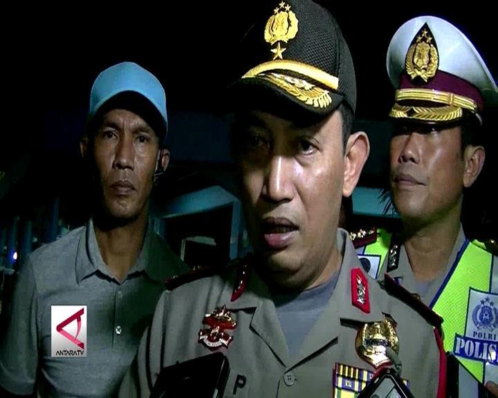 Kapolda Banten Minta Bongkar Muat di Merak Dipercepat