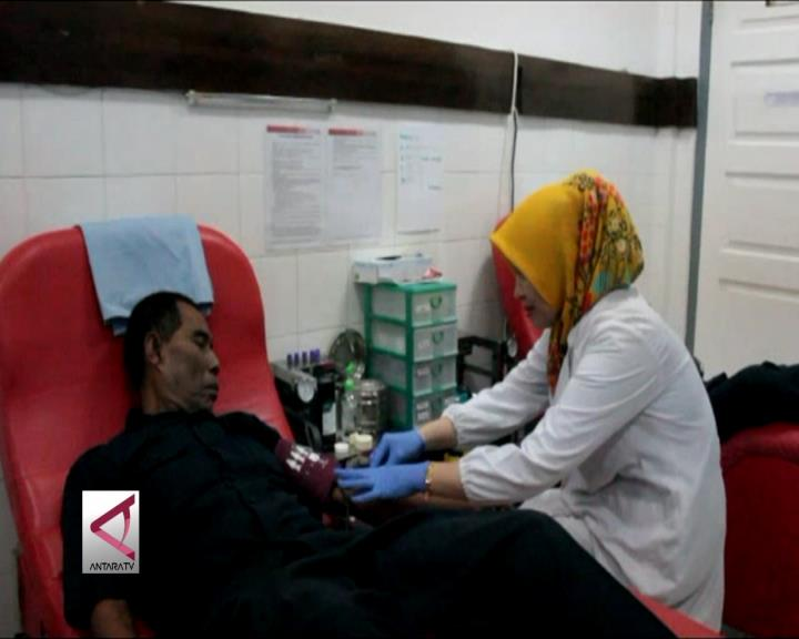 PMI Siaga Kebutuhan Darah Libur Lebaran