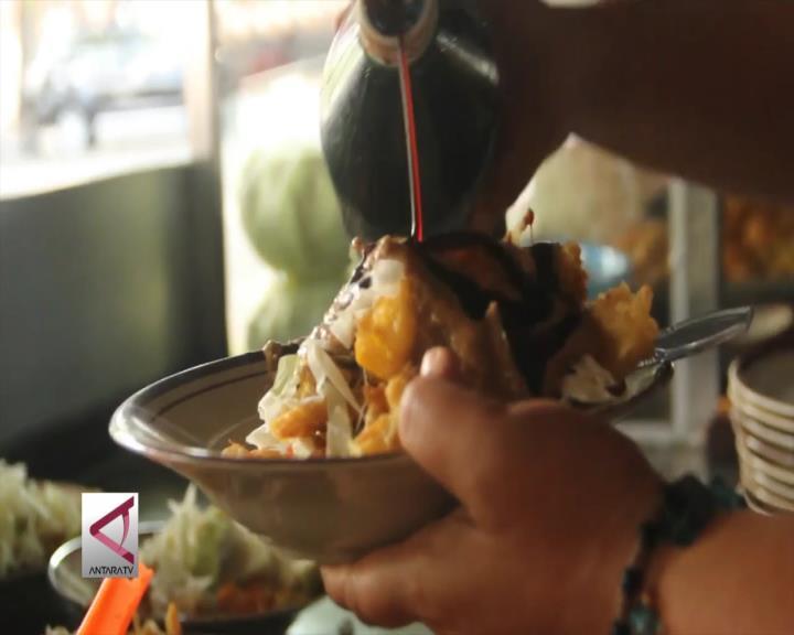 Tahu Gimbal  Kuliner Khas Semarang