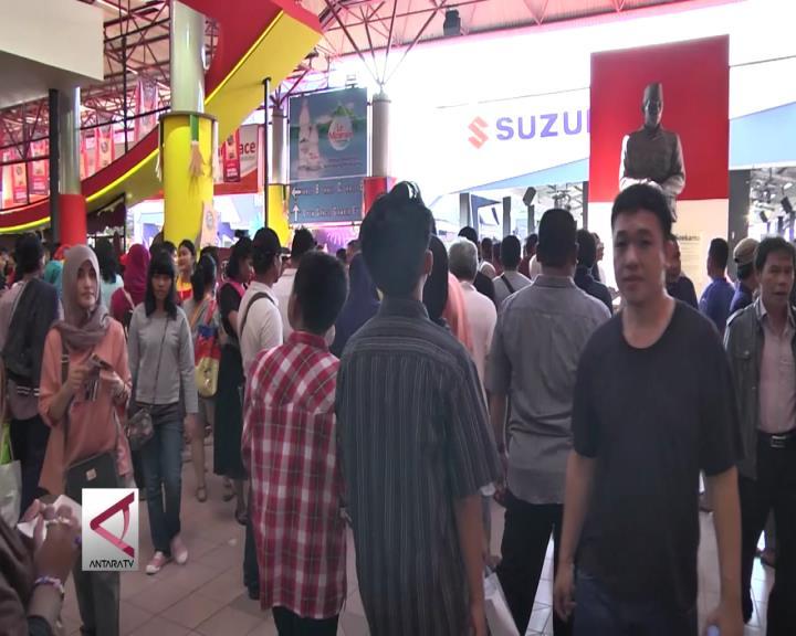 Wisata Belanja di Jakarta Fair 2017