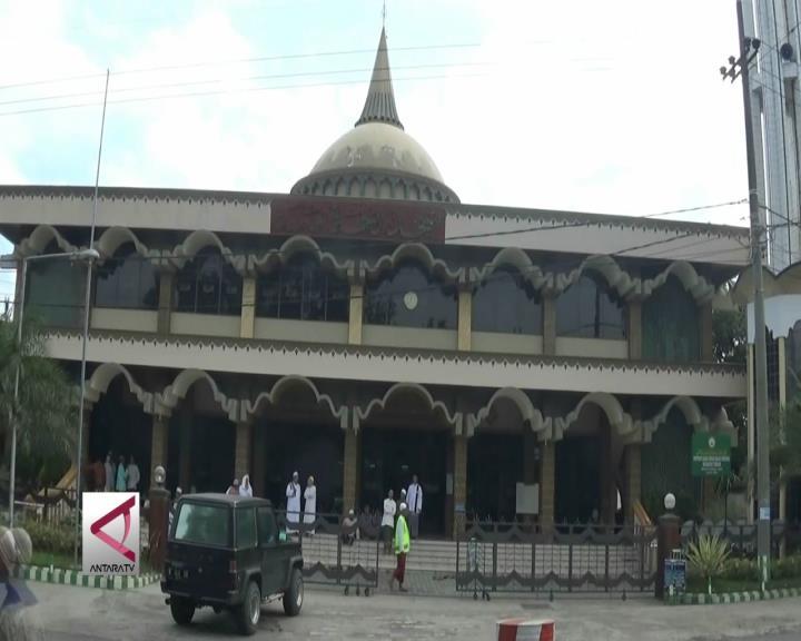 Masjid Sehat Peninggalan Santri Pangeran Diponegoro
