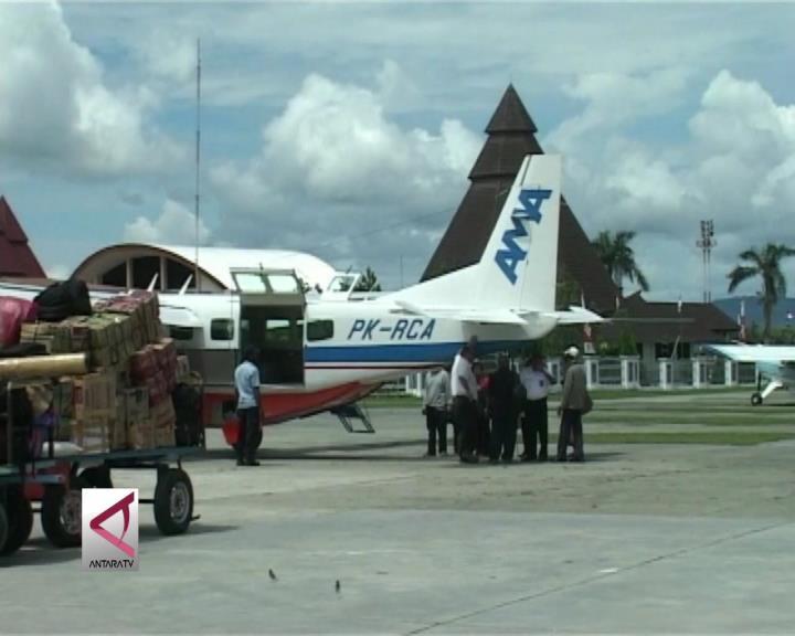 Pesawat Pilatus Hilang Kontak di Darakma Papua