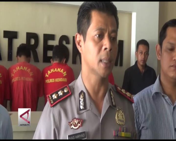 Polisi Ungkap Pembakar Kantor Lurah