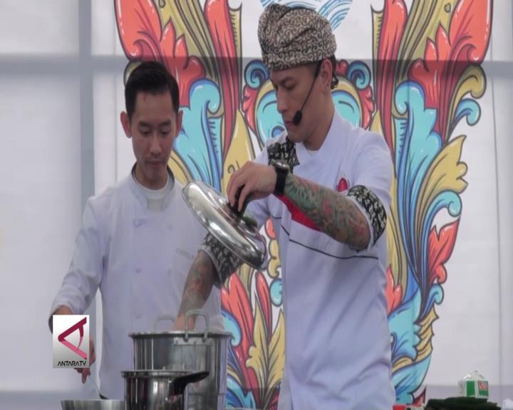 Chef Juna Masak Ikon Makanan Tabanan