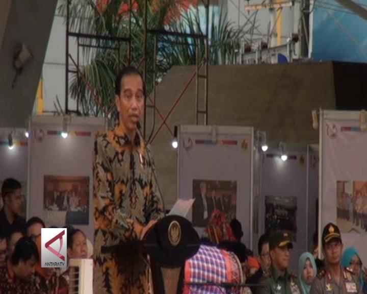Presiden Ingatkan Kecilnya Sumbangan Koperasi