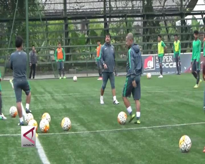 Timnas U-19 akan Tampil Menyerang Lawan  Espanyol