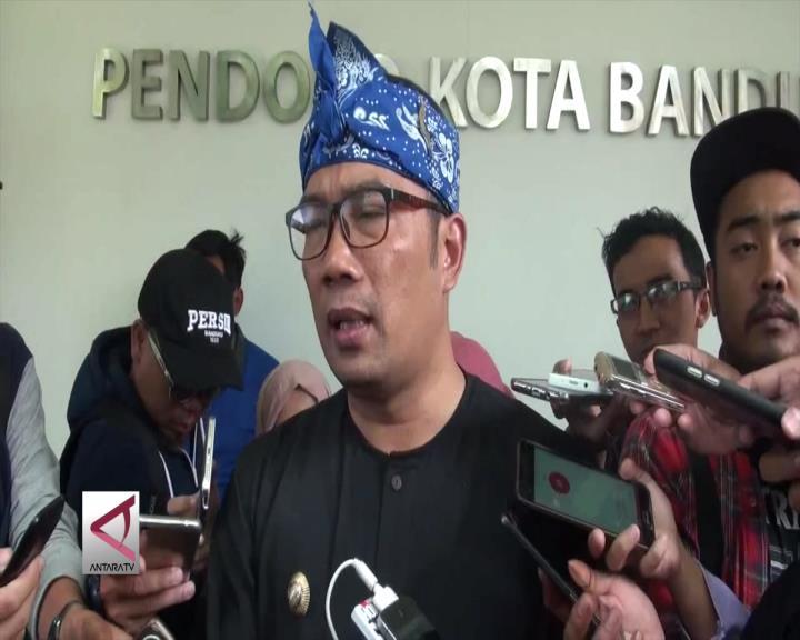 Ridwan Kamil Minta Bobotoh Jaga Citra Kota Bandung
