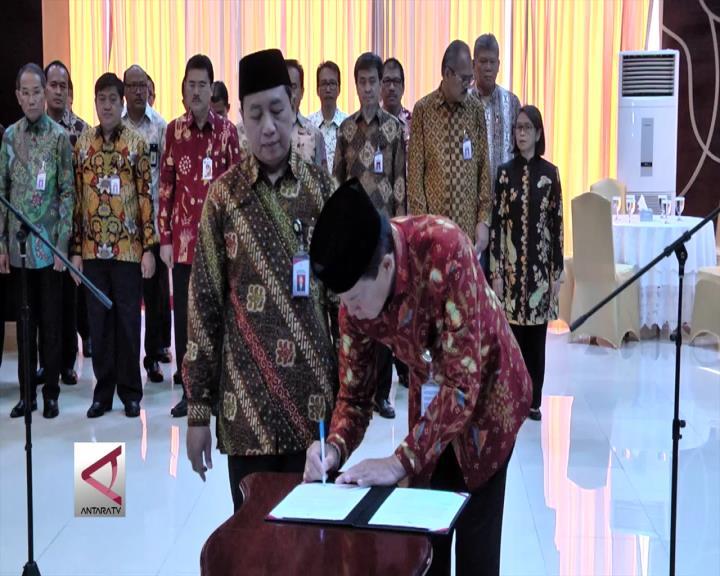 Heru Budi Menjabat Kepala Sekretaris Presiden