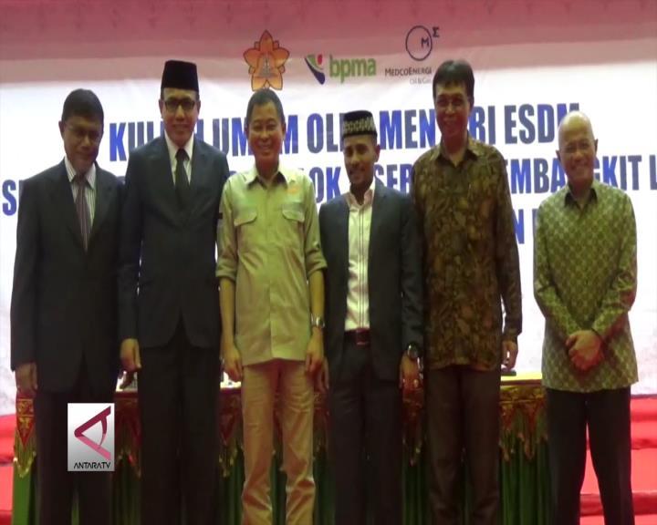 Aceh Lanjutkan Rencana Proyek Geothermal Seulawah