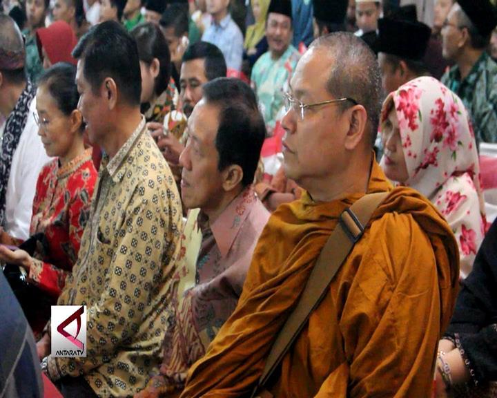 Presiden : Pancasila Kunci Kerukunan Umat Beragama