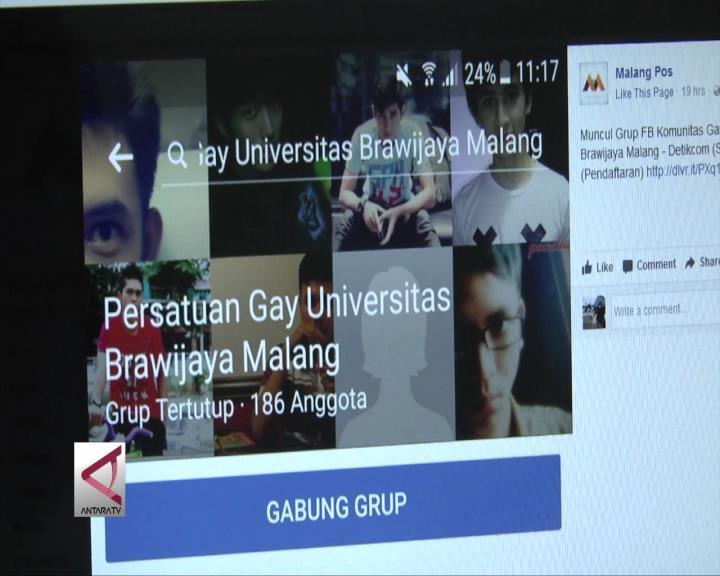 Kemenkominfo Tindak Grup LGBT di Media Sosial