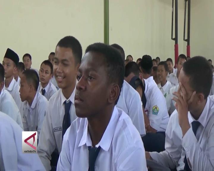 Peserta Program Afirmasi Ingin Bangun Desa di Papua