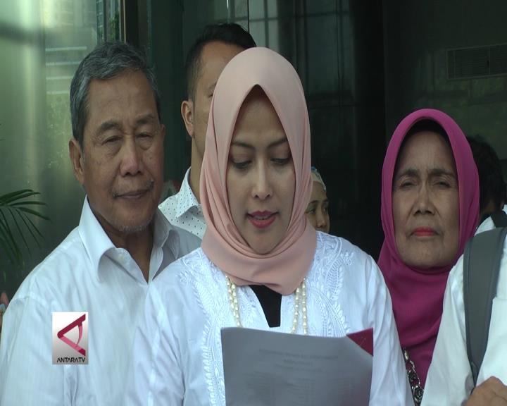Alumni FH Unpad Tolak Hak Angket KPK