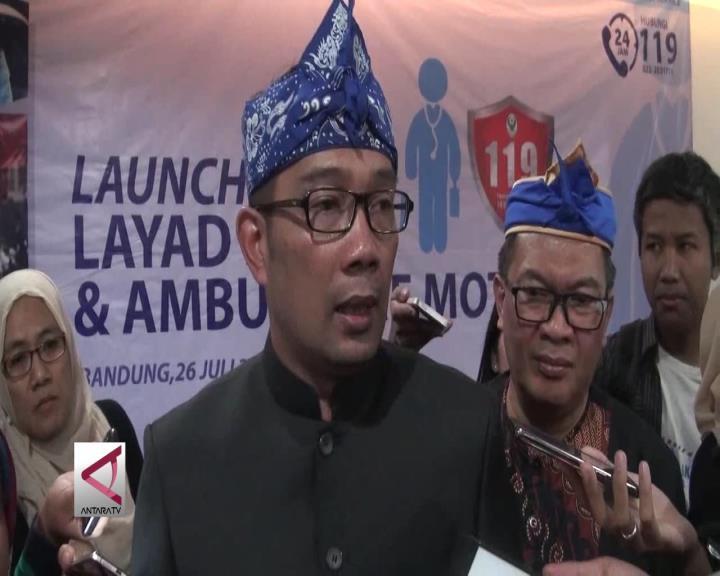 Pemkot Bandung Gagas Pelayanan Kesehatan Rumah Warga